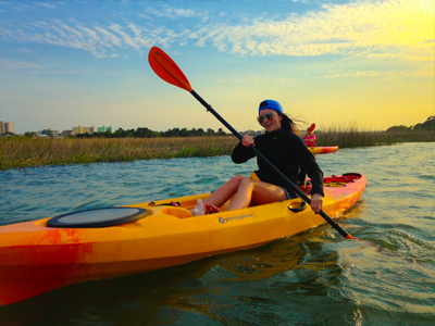 Myrtle Beach Kayak Member Club | Free Local Kayak Trips | Kayak Lessons | Kayak Tours | North Myrtle Beach | Myrtle Beach